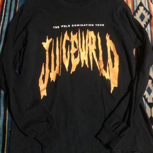 Juice Wrld tour long sleeve